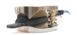 永磁测量仪器瓦形工装及测试线圈
